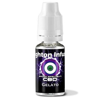 CBD Terpene Infused<br/>E-Liquid - Gelato