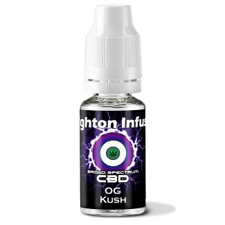 CBD Terpene Infused<br/>E-Liquid - OG Kush
